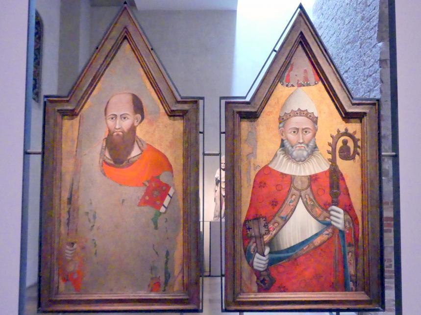 Maestro Dei Dossali Di Montelabate: Retabel von Montelabate, um 1325 - 1335
