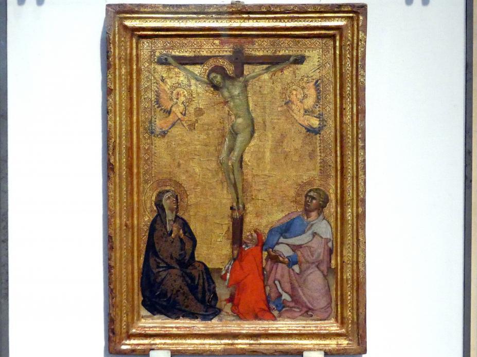 Niccolò di Buonaccorso: Kreuzigung, um 1380 - 1388