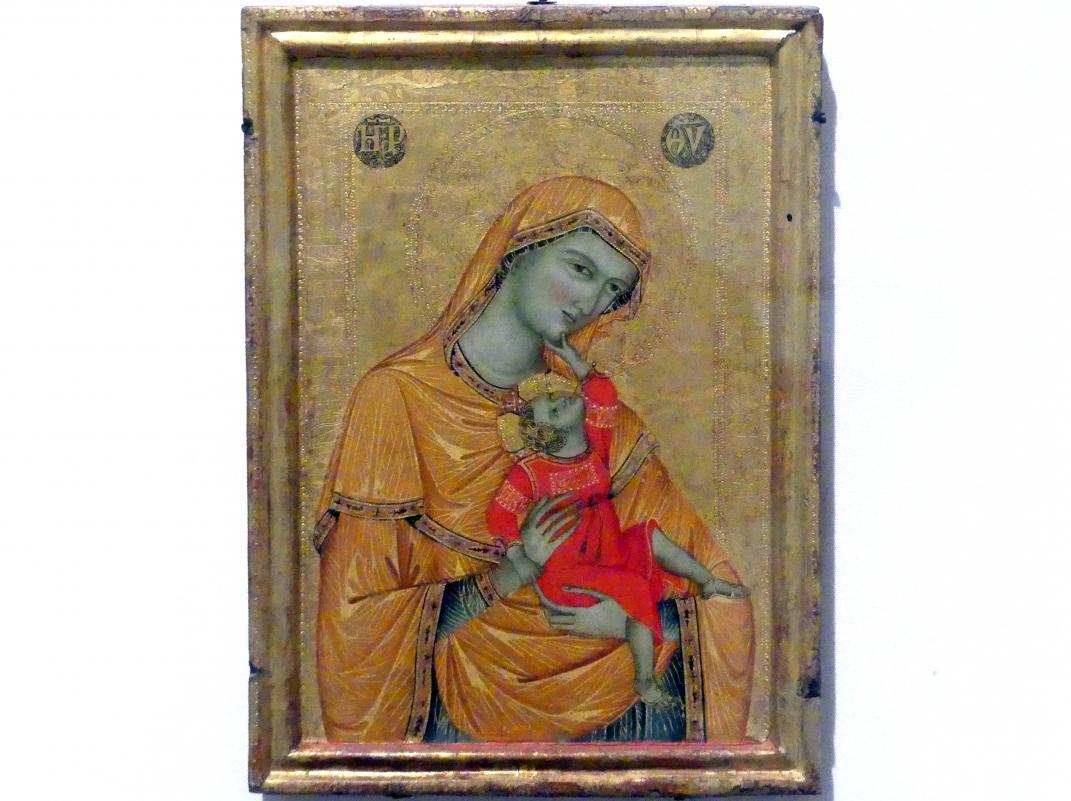 Maestro della Madonna di Perugia: Votivtafel, um 1320 - 1330