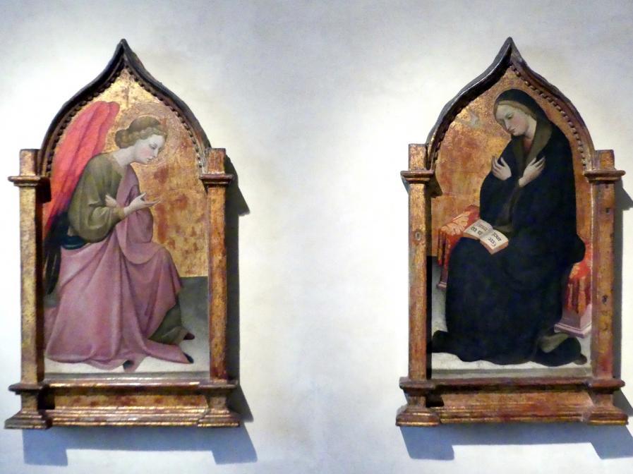 Álvaro Pires de Évora: Mariä Verkündigung, um 1420