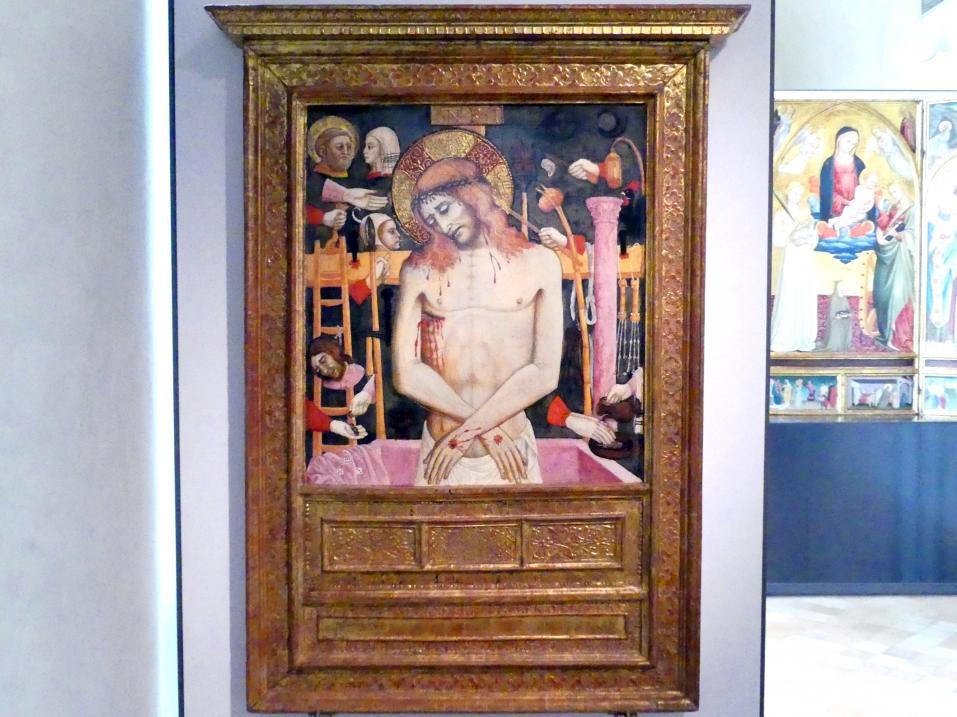 Mariano di Antonio (Umkreis): Arma Christi, um 1440 - 1450