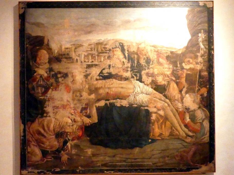 Giovanni Boccati: Pietà, 1479