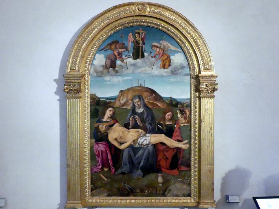 Piero di Cosimo: Pietà, um 1507 - 1510