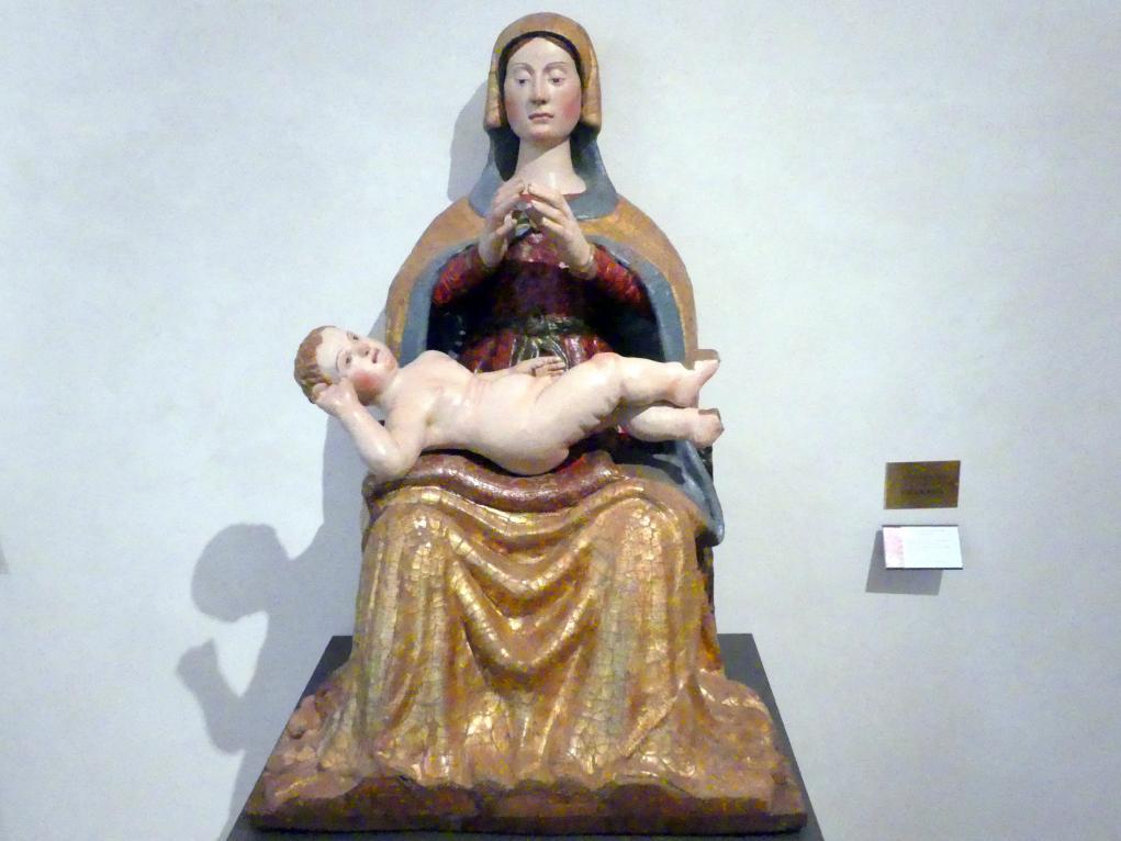 Anbetung des Christkindes, um 1500 - 1510