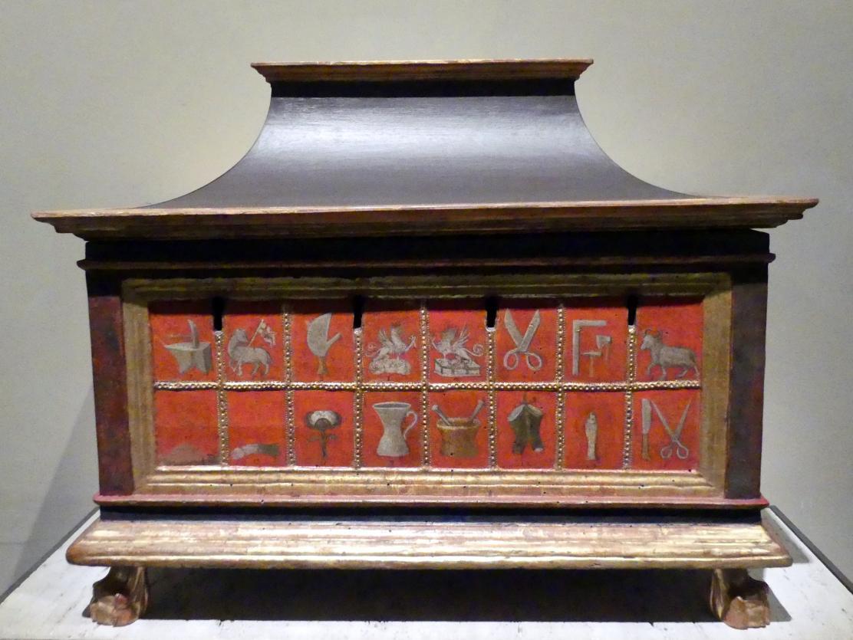 Wahlurne, um 1450 - 1480