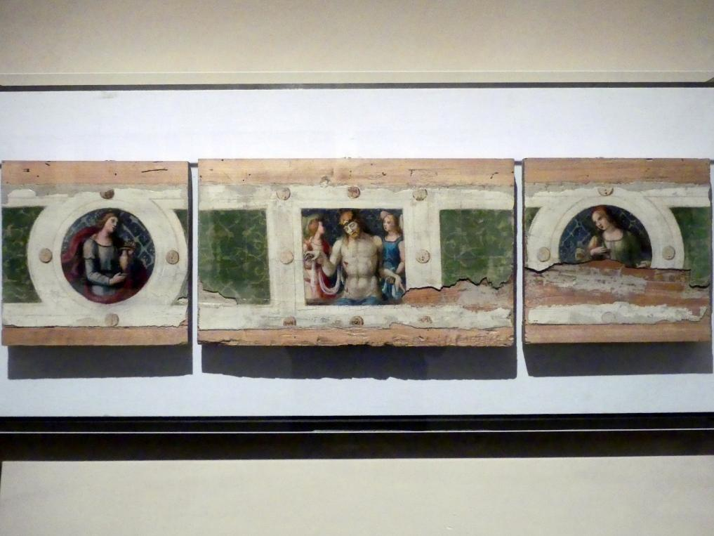 Berto di Giovanni: Christus als Schmerzensmann, um 1513