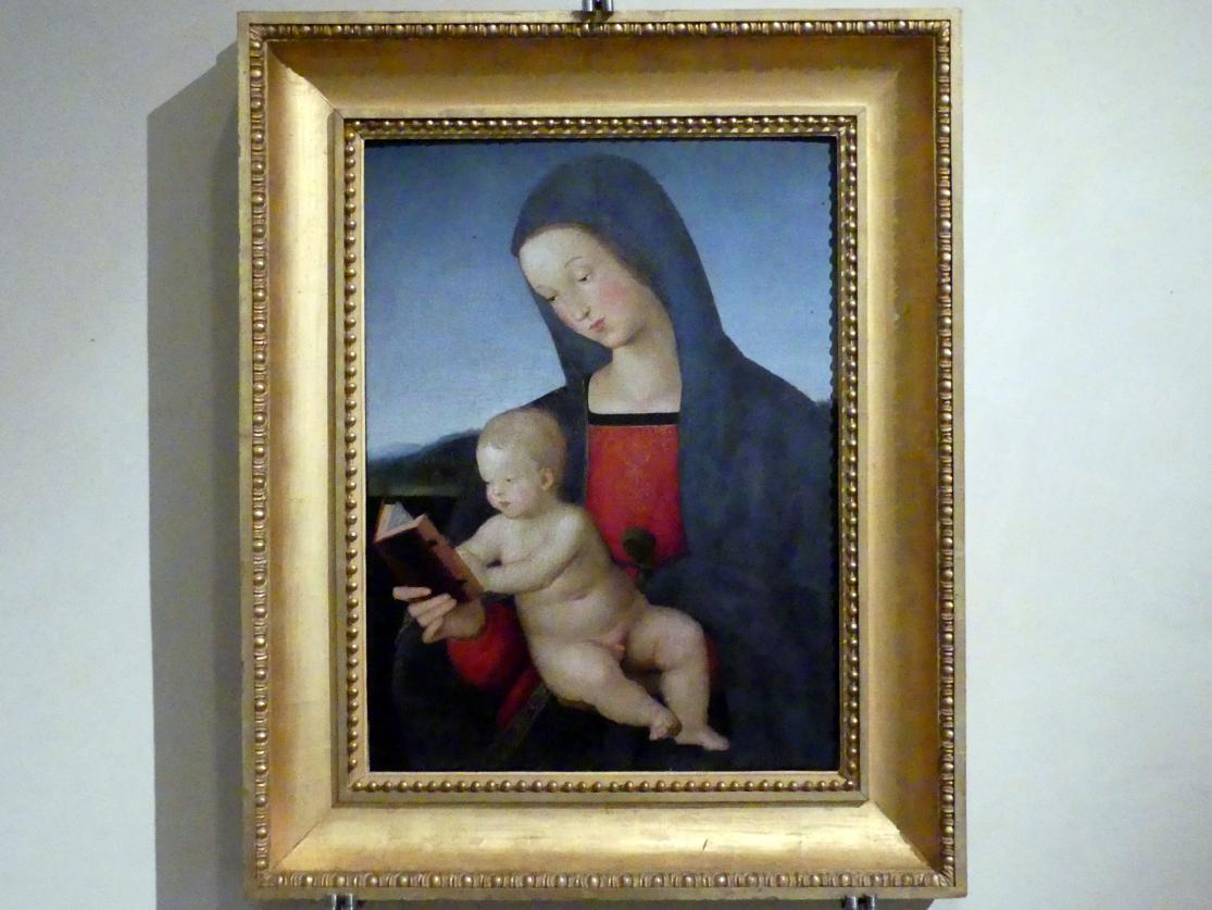 Madonna mit Buch, um 1505 - 1515