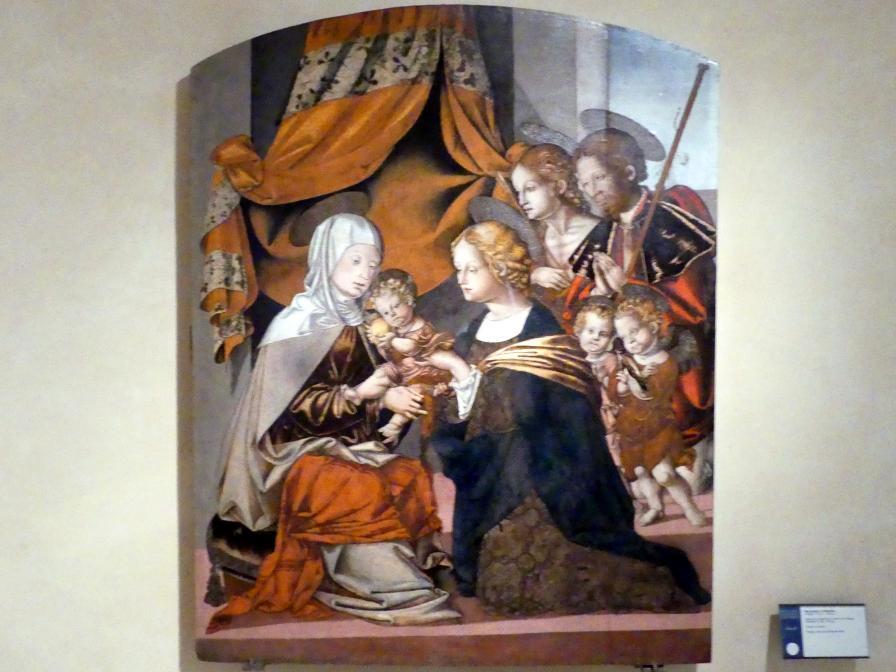 Bernardino di Mariotto: Beata Colomba da Rieti, um 1530 - 1533