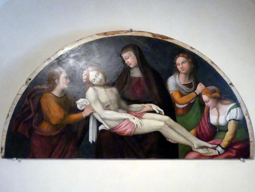 Domenico Alfani (Domenico di Paride Alfani): Pietà, 1522