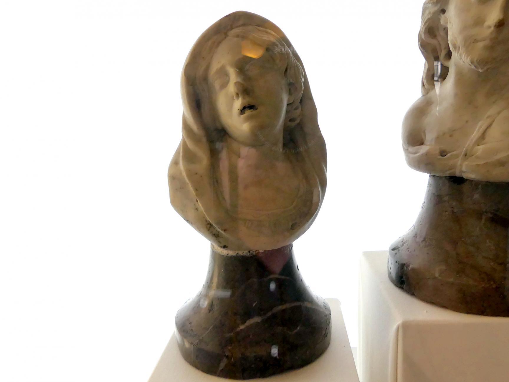 Pietro Bernini: Schmerzhafte Madonna, Undatiert