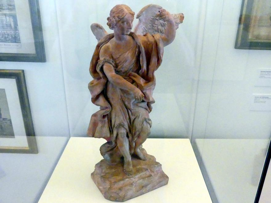Domenico Guidi: Modell für einen Engel, Undatiert