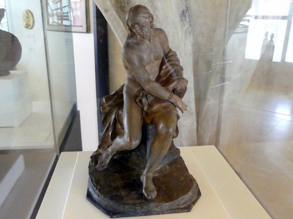 Gian Lorenzo Bernini: Modell für einen angebundenen Christus, Undatiert