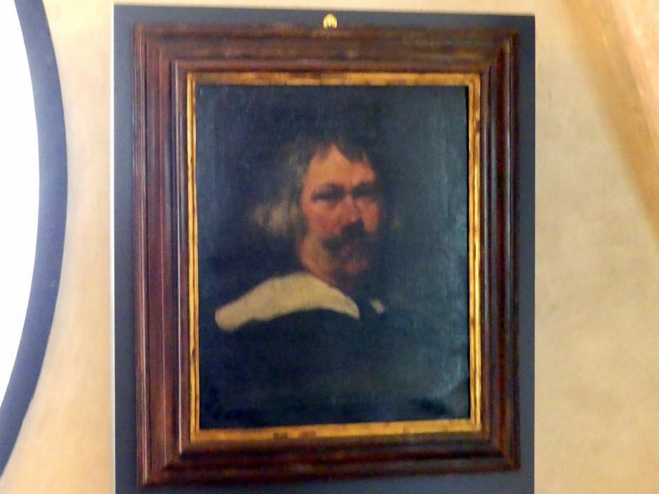 Gian Lorenzo Bernini: Porträt eines Mannes (Johann Paul Schor?), Undatiert
