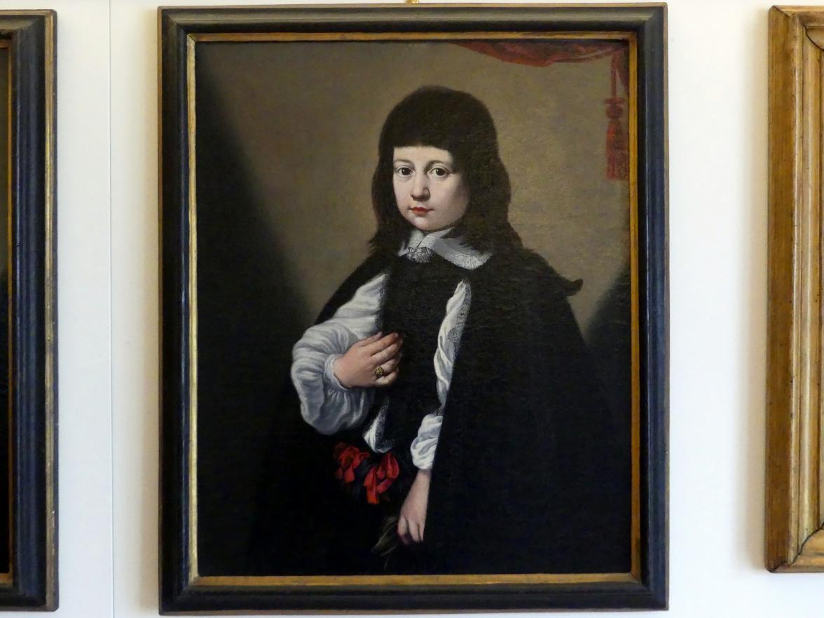 Giovanni Maria Morandi: Porträt von Sigismund Chigi, Undatiert