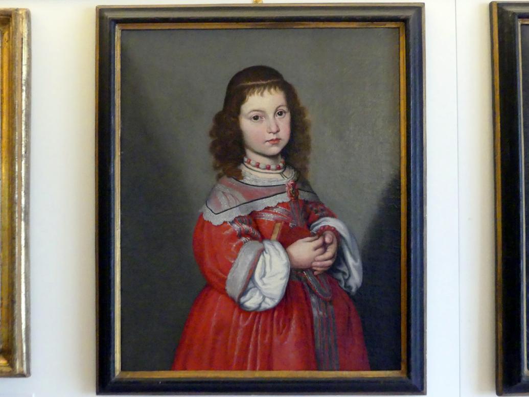 Giovanni Maria Morandi: Porträt von Angela Chigi, Undatiert