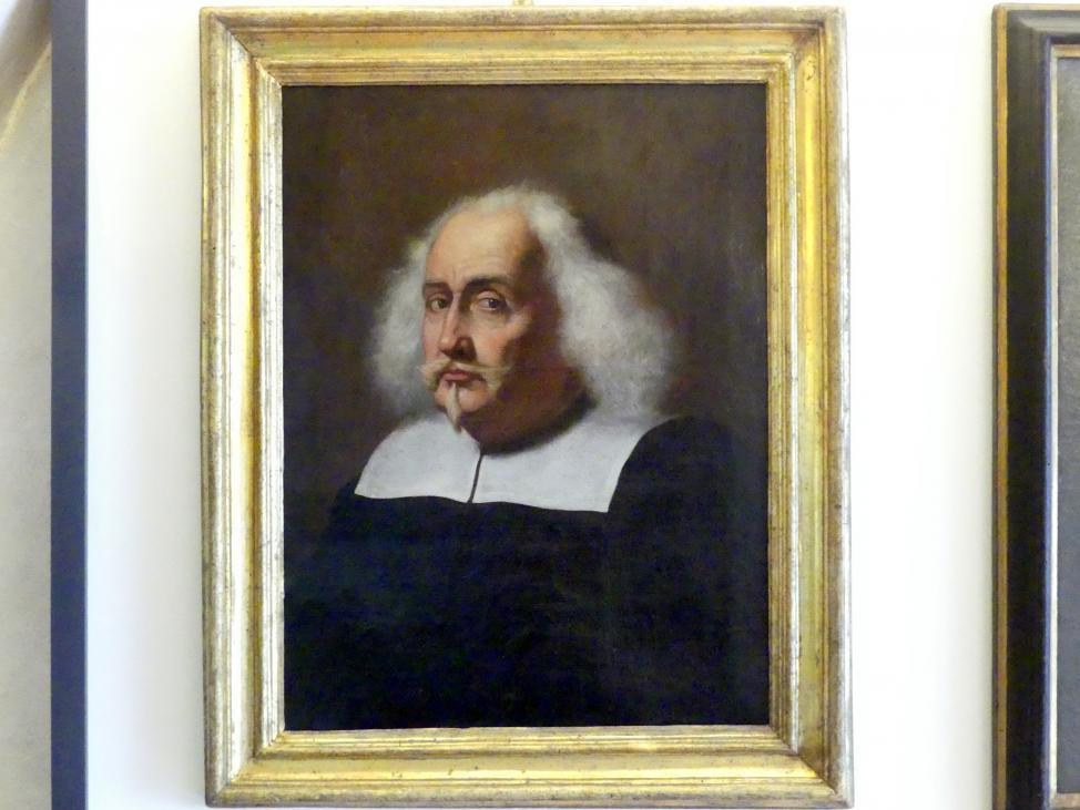 Giovanni Maria Morandi: Porträt von Mario Chigi, Undatiert