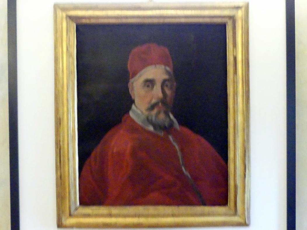 Carlo Pellegrini: Porträt von Papst Urban VIII., Undatiert