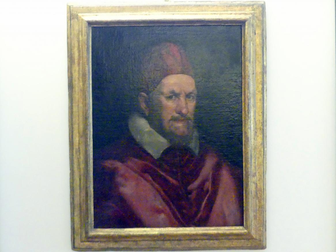 Pietro Martire Neri: Porträt von Papst Innozenz X., Undatiert