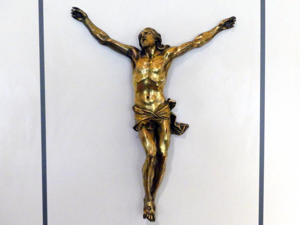 "Gian Lorenzo Bernini: Kruzifix ""lebend"", Undatiert"