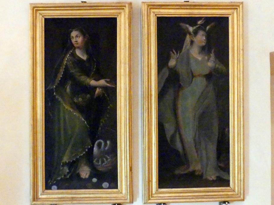 Simeone Ciburri: Barmherzigkeit und Glaube, um 1590 - 1600