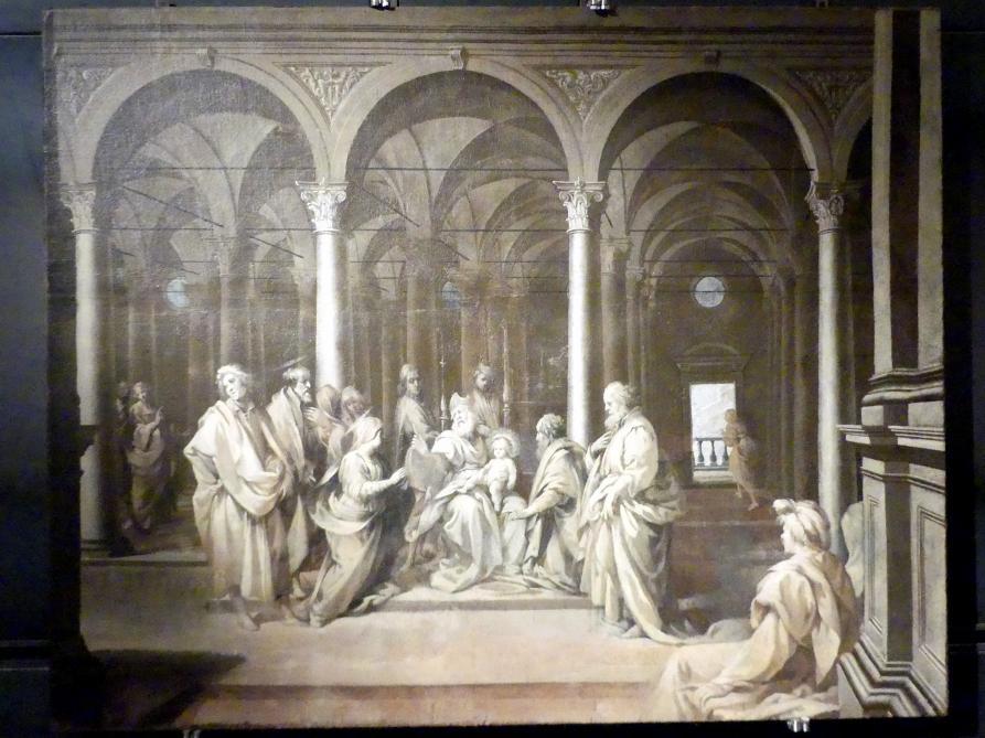 Ventura Salimbeni: Beschneidung des Herrn, um 1600