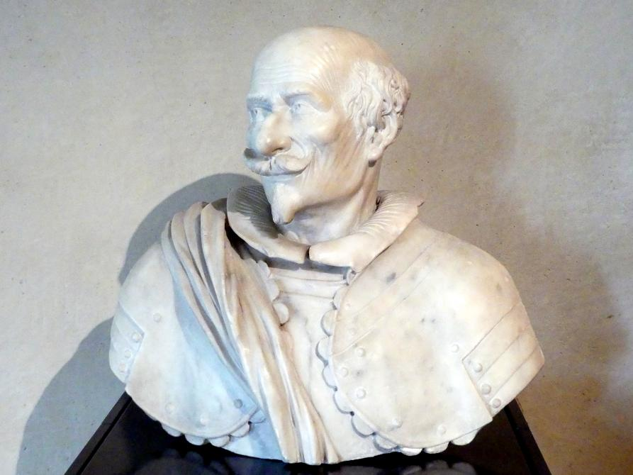 Francesco Mochi: Büste des Anwalts Marcantonio Eugeni (1592–1657), um 1640