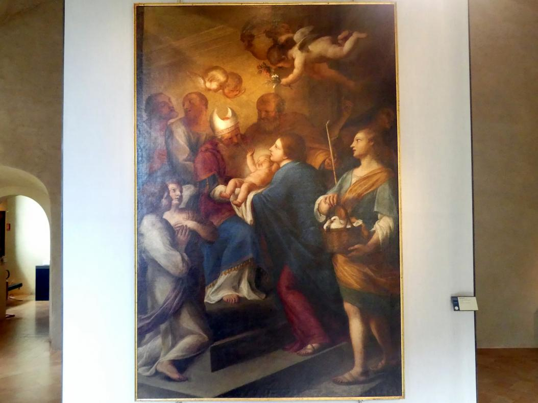 Andrea Sacchi: Darstellung des Herrn, 1651