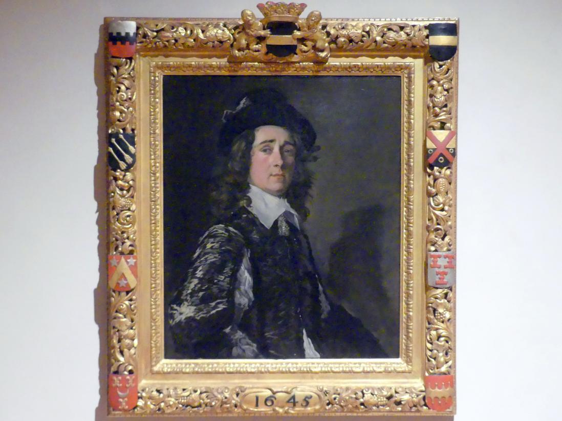 Frans Hals: Bildnis des Jasper Schade, 1645