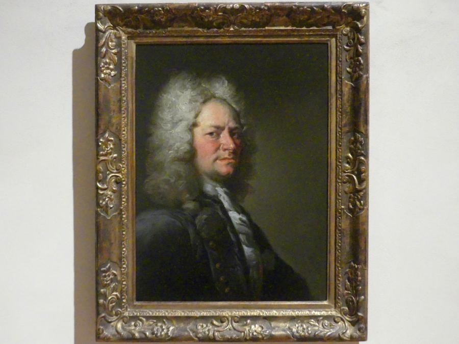 Peter Johann Brandl: Bildnis eines Bergbaubeamten, um 1728
