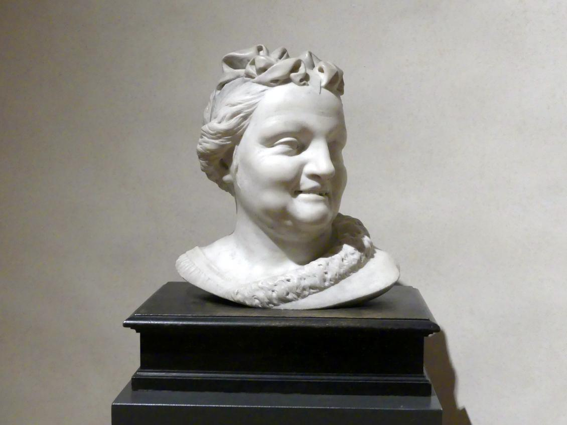 George Heermann: Genreportrait (sog. Gräfin Sternberg), um 1700