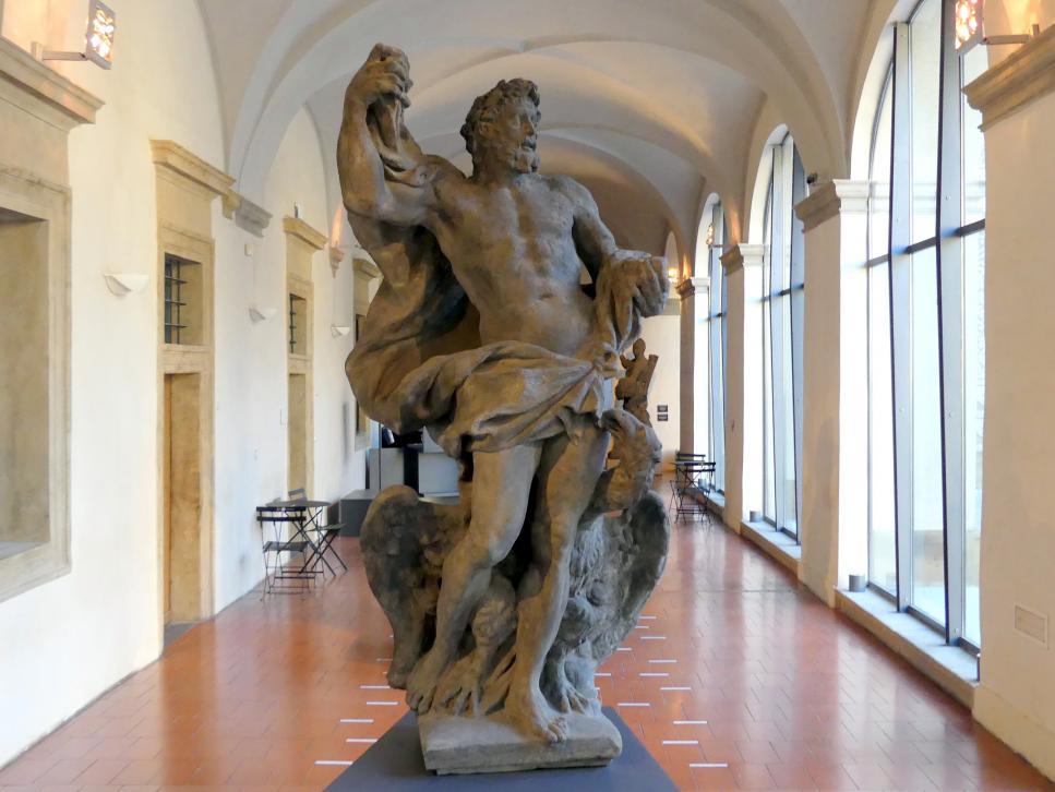 Matthias Bernhard Braun: Jupiter, Undatiert