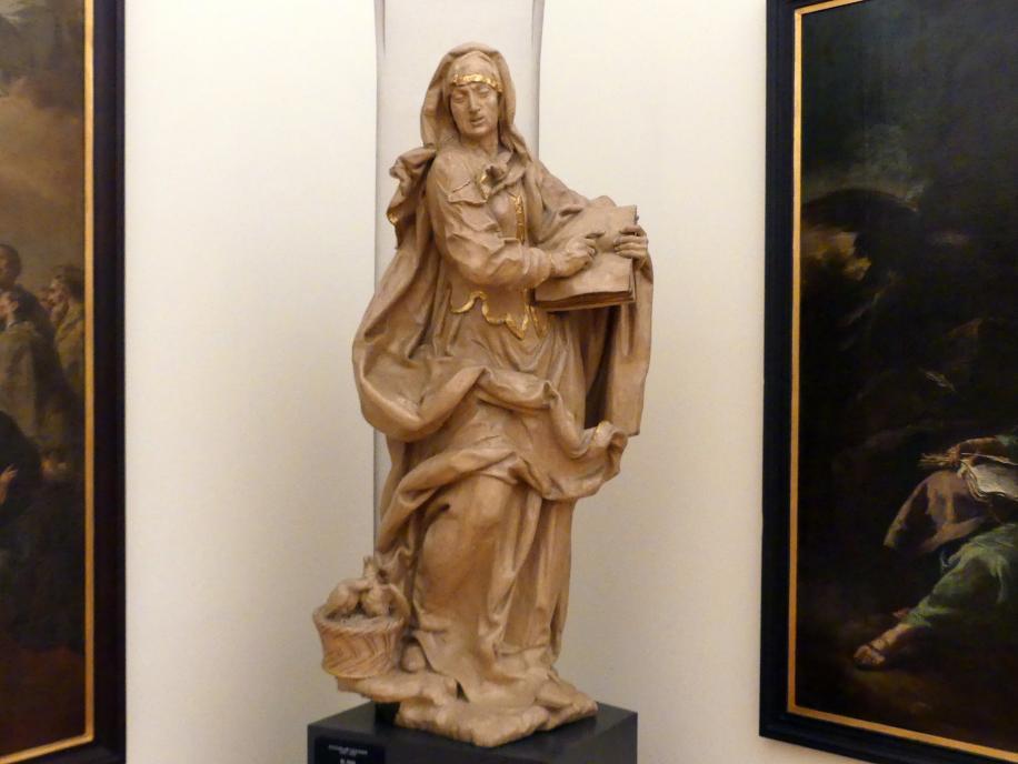 Richard Jiri Prachner: Hl. Anna, um 1740 - 1750