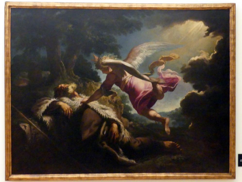Peter Johann Brandl: Der Traum des Propheten Elia, 1724