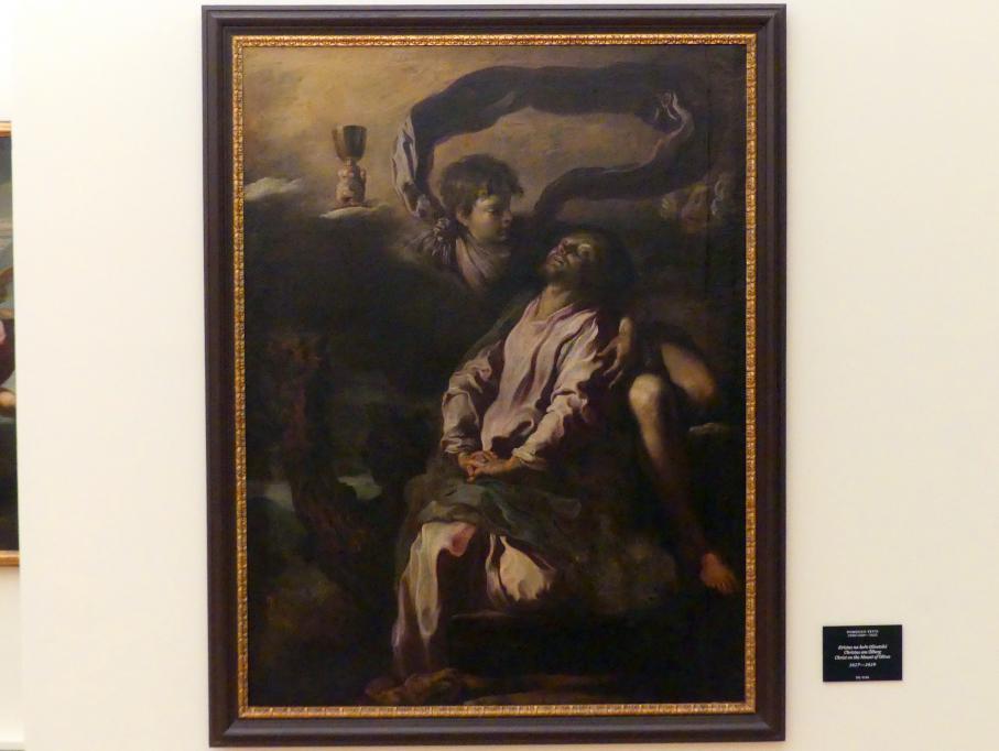 Domenico Fetti: Christus am Ölberg, 1617 - 1619
