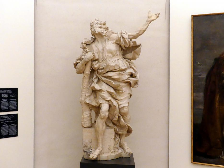 Matthias Bernhard Braun: Hl. Judas Thaddäus, 1712