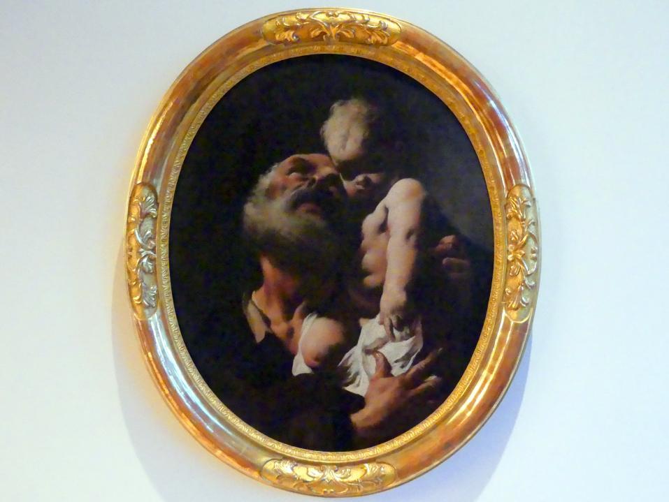 Giovanni Battista Piazzetta: Hl. Joseph mit dem Jesuskind, Undatiert