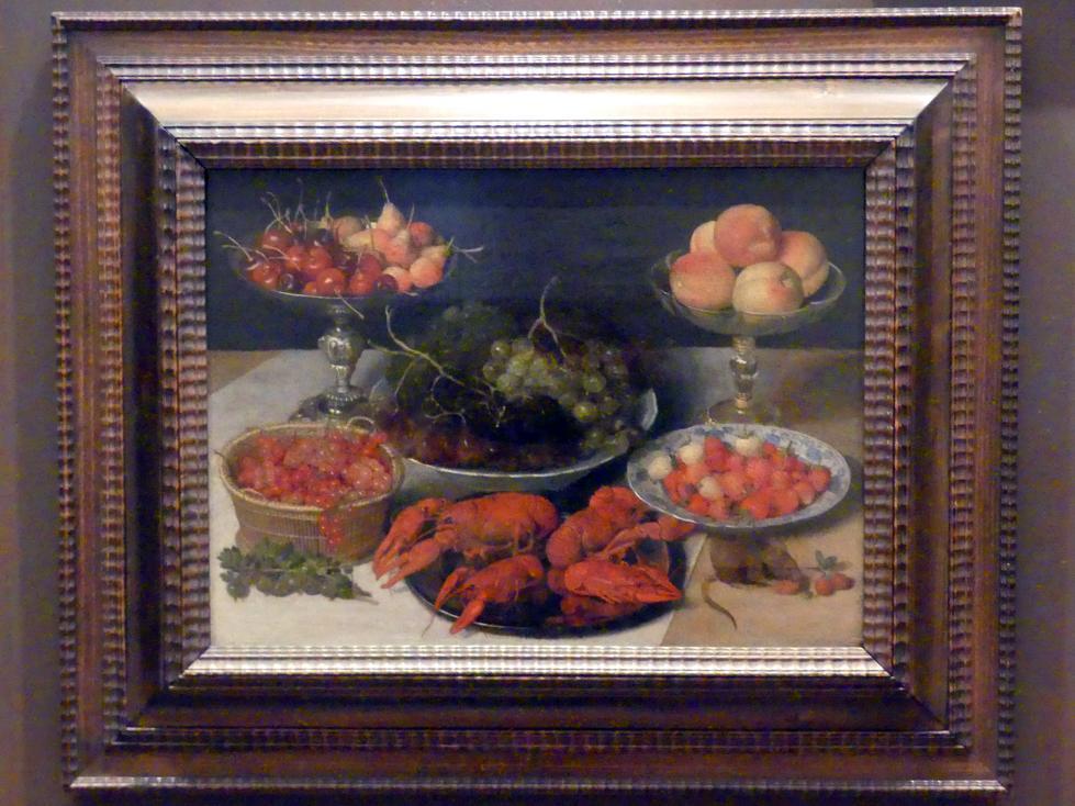 Georg Flegel: Großes Mittagessen, 1638