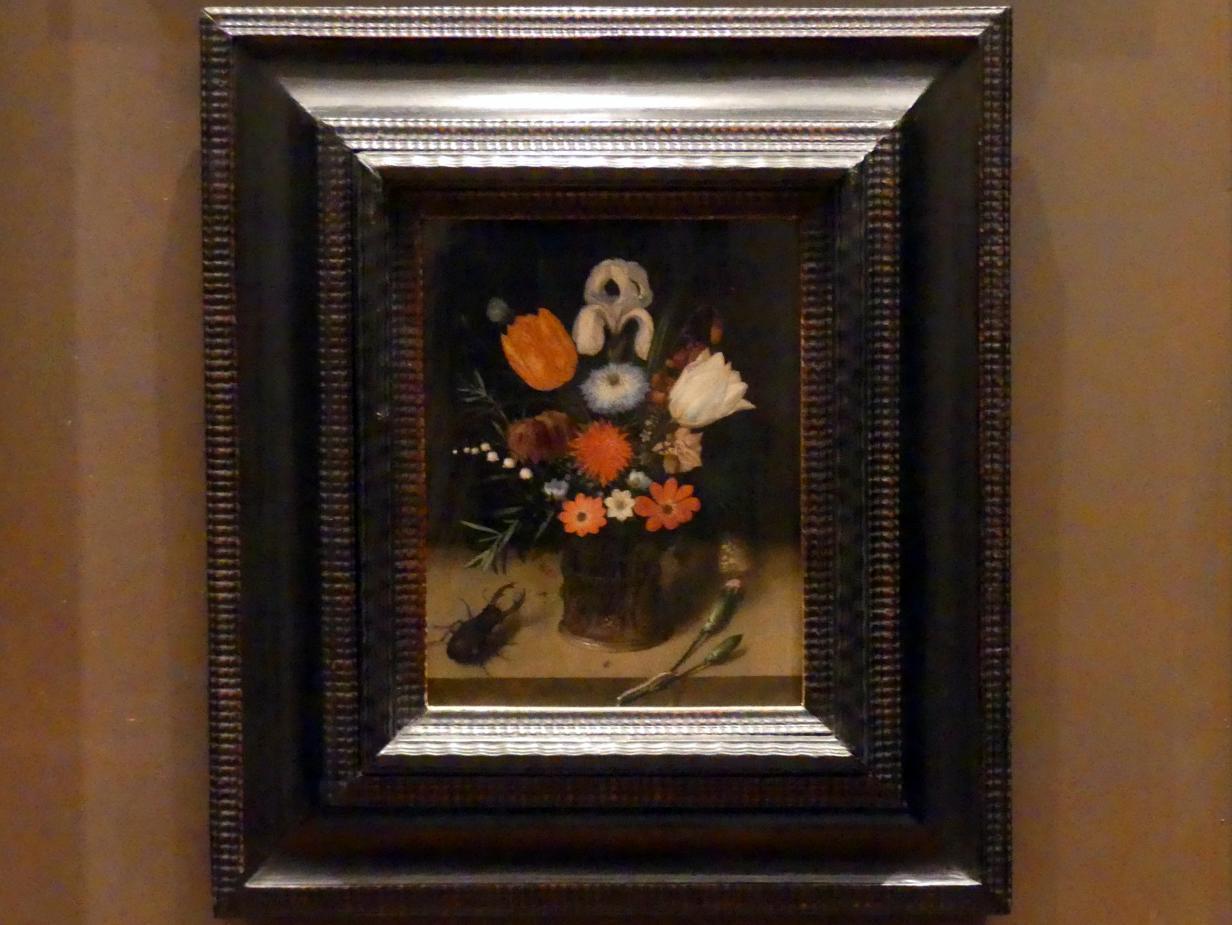 Peter Binoit: Blumenstrauß, 1613