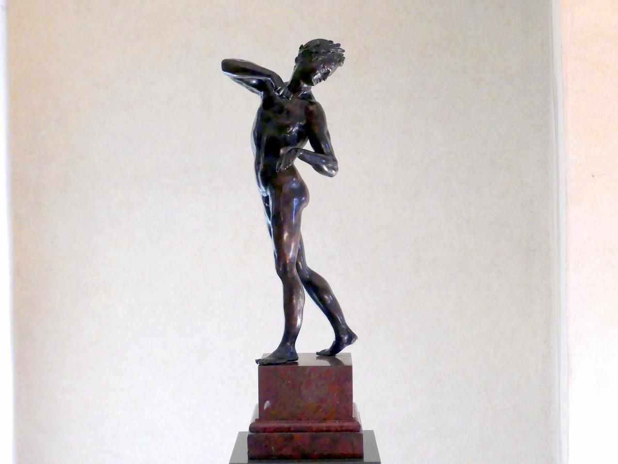 Adriaen de Vries: Tanzender Faun, um 1601