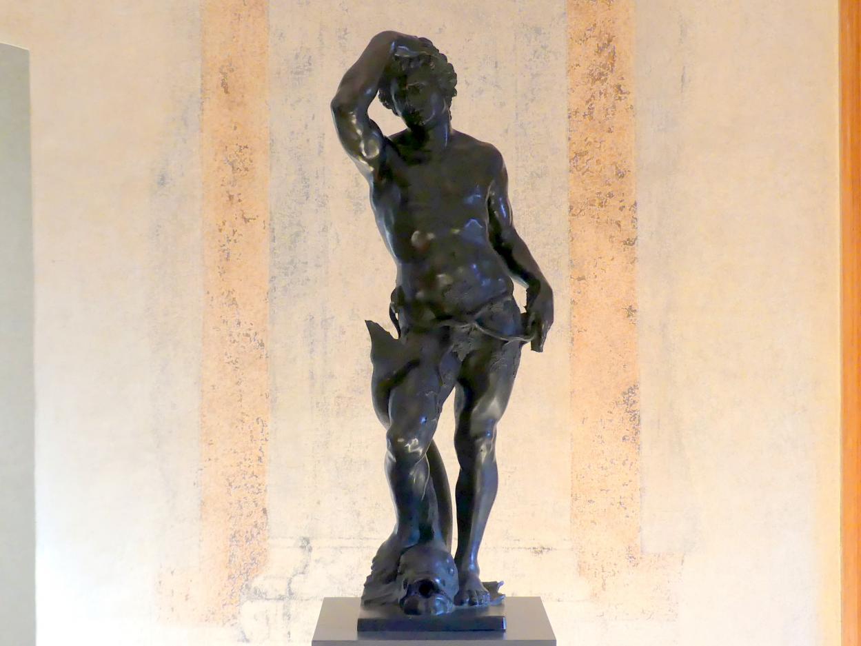 Giovanni Francesco Susini: Bacchus mit einem Seemann, der in einen Delphin verwandelt ist, Undatiert