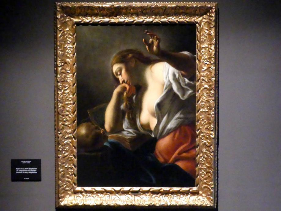 Peter Johann Brandl: Hl. Magdalena als Büßerin, Undatiert