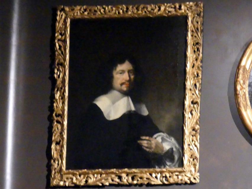 Daniel Schultz: Bildnis des Franz Karl von Kolowrat-Liebstein, 1659