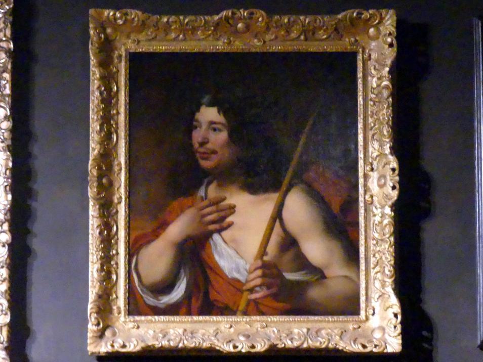 Bartholomeus van der Helst: Selbstbildnis als Daifilo, 1660