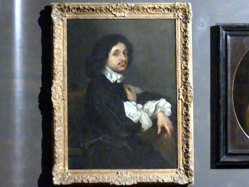 Sébastien Bourdon: Bildnis eines Herrn, um 1665 - 1670