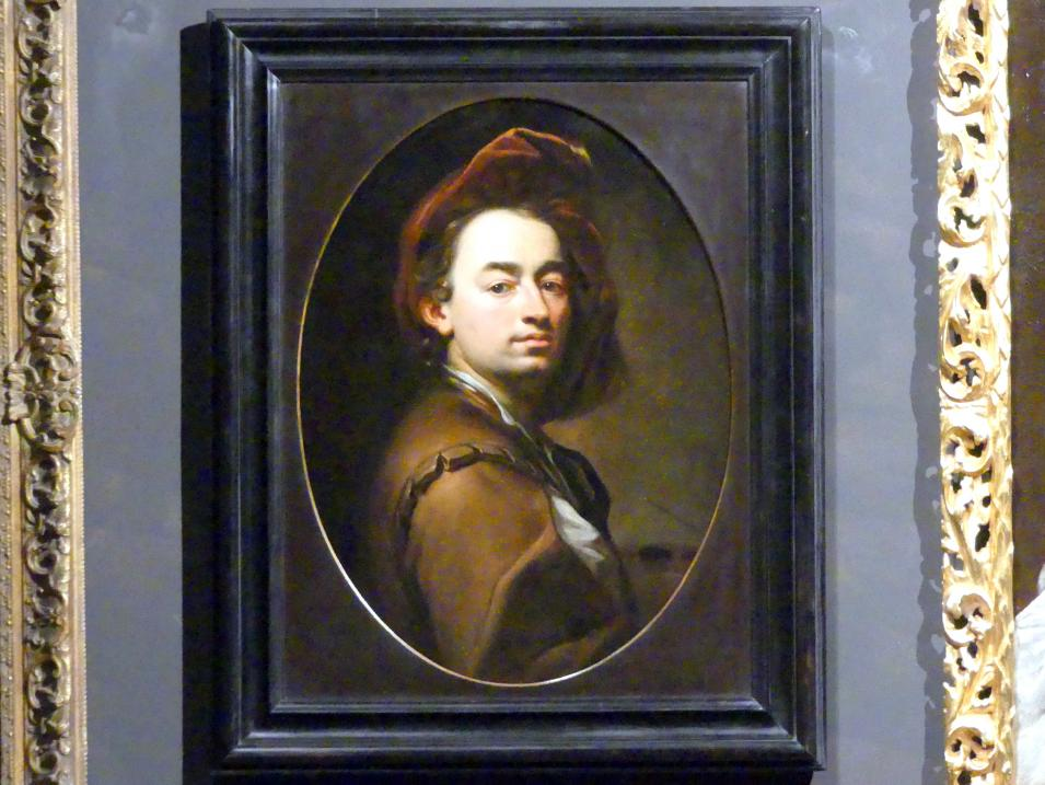 "Peter Johann Brandl: ""Lobkowitzer Selbstbildnis"", um 1697"