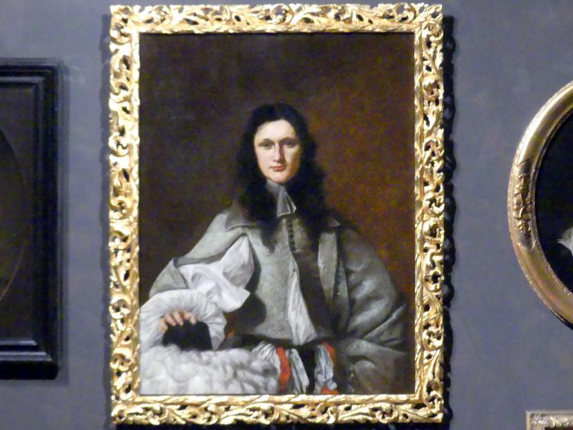 Karel Škréta: Bildnis des Ignaz Dietrich Vitanovský von Vlčkovice, 1669