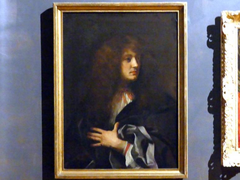 Carlo Maratta: Bildnis des Grafen Franz Anton Berka von Dauba, um 1670