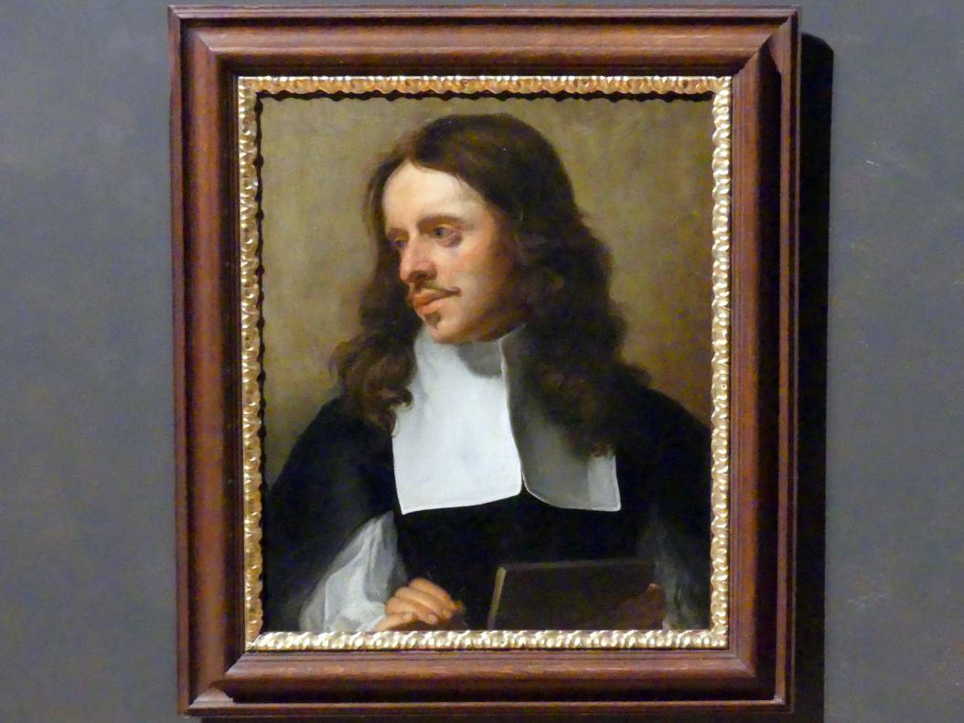 Karel Škréta: Bildnis eines Miniaturmalers, vor 1640