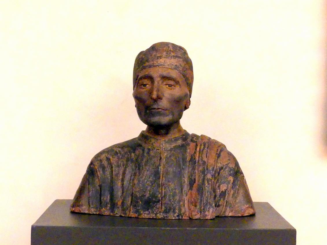 Bildnis eines Mannes, um 1480