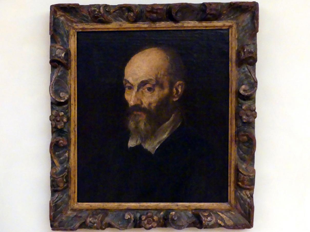Jacopo Bassano (da Ponte): Bildnis eines alten Mannes, Undatiert